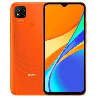 смартфон Xiaomi Redmi 9C 3-64GB NFC Orange