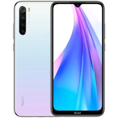смартфон Xiaomi Redmi Note 8T 4-64GB White