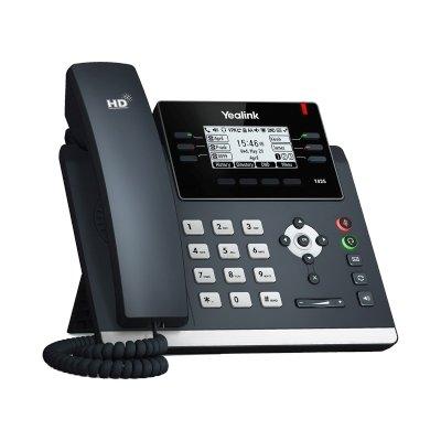 IP телефон Yealink SIP-T42S-S4B