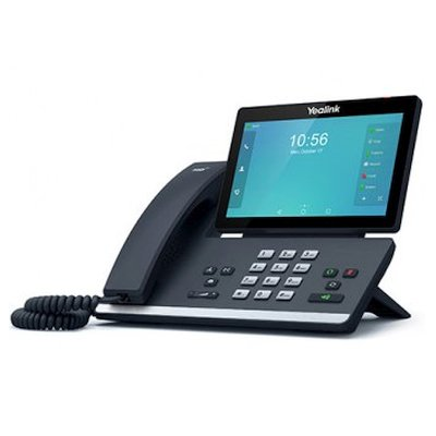 IP телефон Yealink SIP-T56A без БП