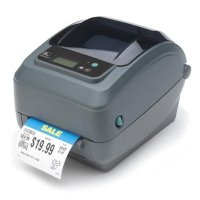 Принтер Zebra GX42-102421-000