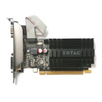 Видеокарта Zotac nVidia GeForce GT 710 2Gb ZT-71302-20L