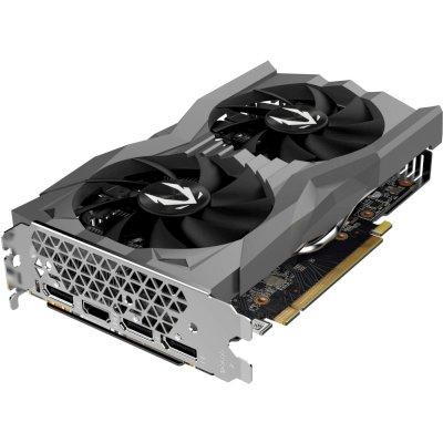 видеокарта Zotac nVidia GeForce GTX 1660 6Gb ZT-T16600D-10M