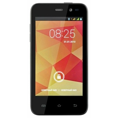 смартфон ZTE Leo Q1 Black
